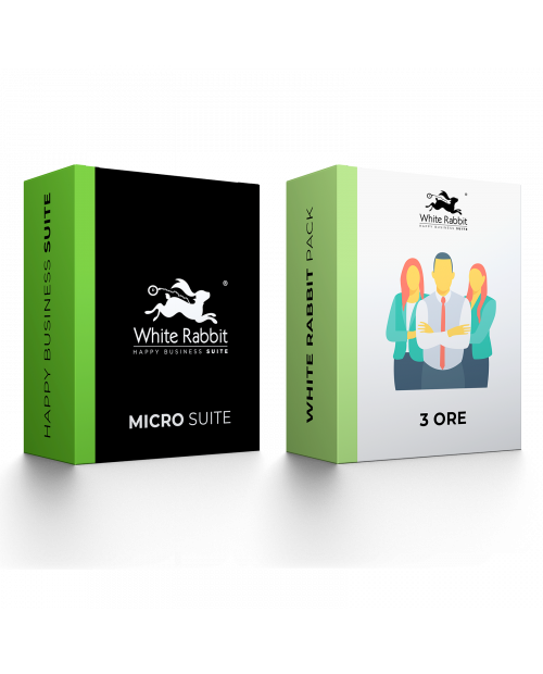 Pack: Micro Suite + 3 Hours of Digital Counseling - Monthly Subscription