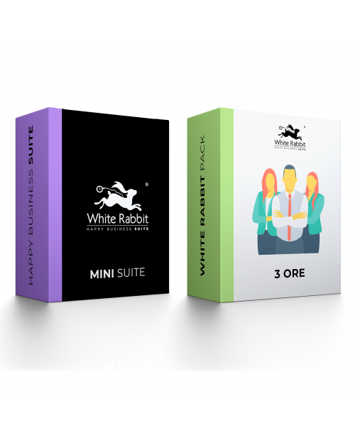 Pack: Mini Suite + 3 Hours of Digital Counseling - Monthly Subscription