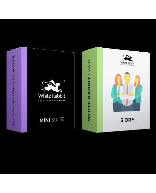 Pack: Mini Suite + 3 Ore Consulenza Digital - Abbonamento Mensile