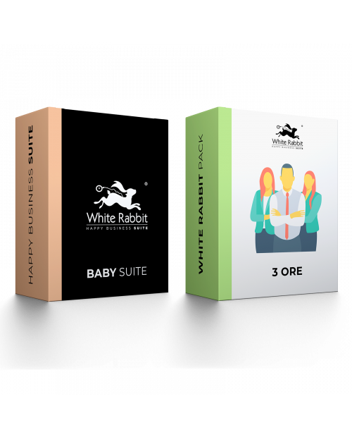 Pack: Baby Suite + 3 Hours of Digital Counseling - Monthly Subscription