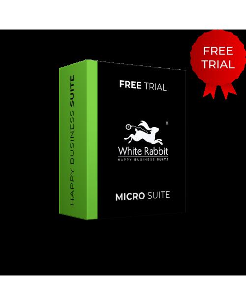 Micro Suite - Suscripción Mensual - Prueba Gratuita 15 dias