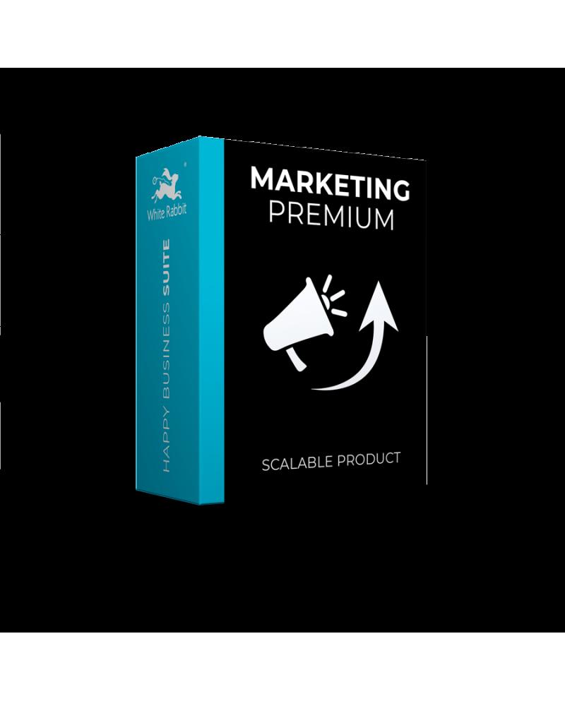 Marketing Premium - Monthly Subscription