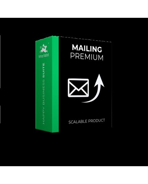 Mailing Premium - Abbonamento Mensile