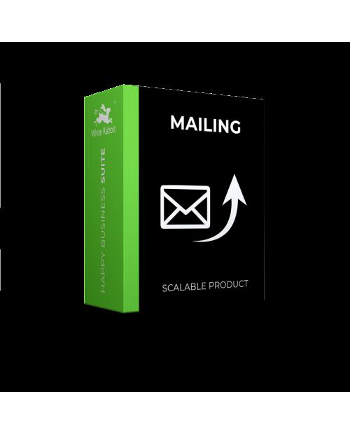 Mailing Easy - Abbonamento Mensile