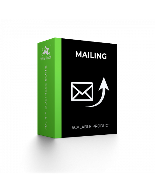 Mailing 2500 - Monthly Subscription