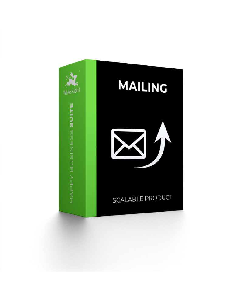Mailing Easy - Monthly Subscription