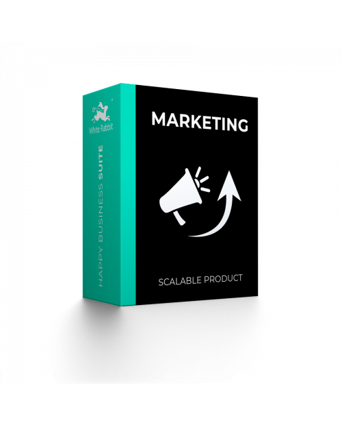 Marketing 2500 - Monthly Subscription