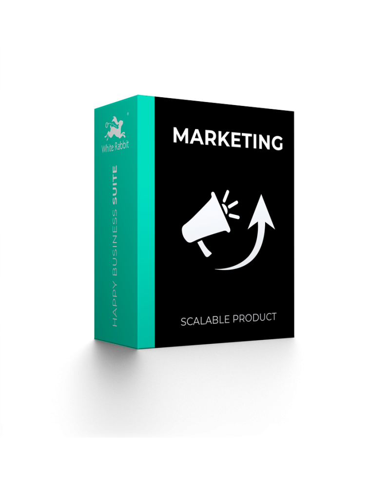 Marketing Starter - Monthly Subscription